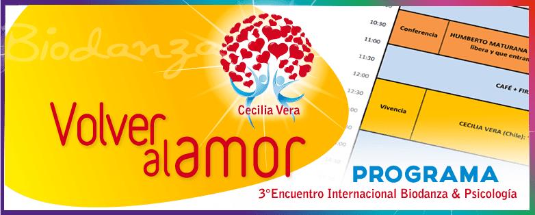 3° Encuentro Internacional Biodanza y Psicología