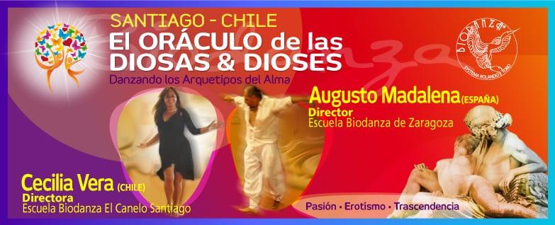 EL ORÁCULO DE LAS DIOSAS & LOS DIOSES – Chile