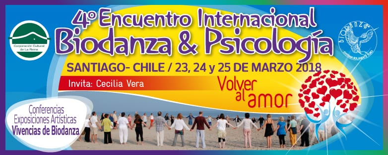4º ENCUENTRO INTERNACIONAL BIODANZA & PSICOLOGÍA