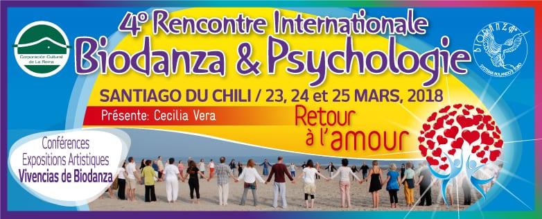4º RENCONTRE BIODANZA & PSYCHOLOGIE
