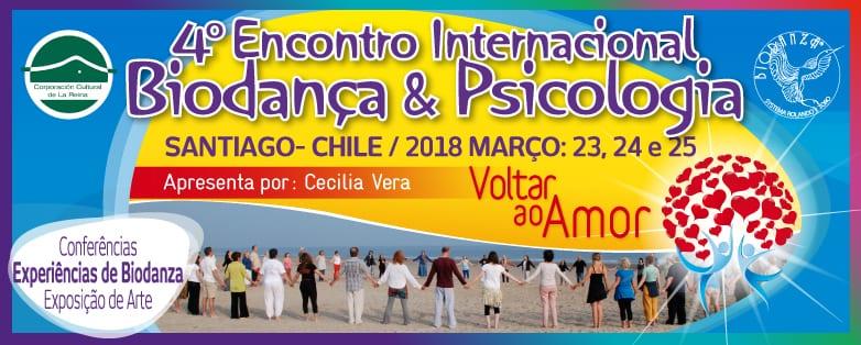 4º ENCONTRO INTERNACIONAL BIODANÇA E PSICOLOGIA