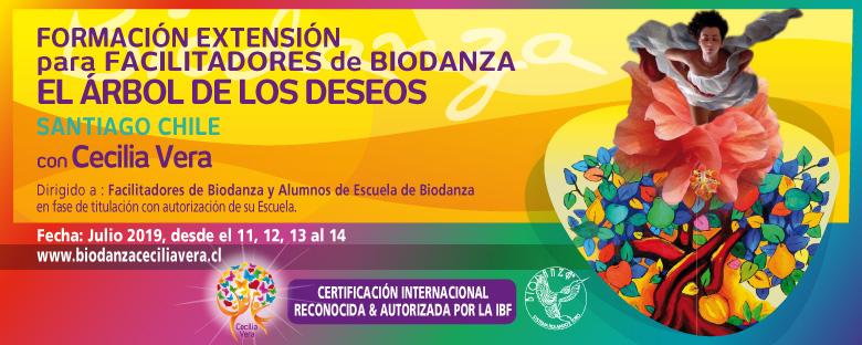 Extención Biodanza